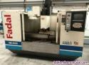 Fotos del anuncio: Centro de mecanizado fadal 5020a