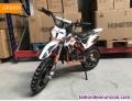 Mini moto cross xj710 infantiles 49cc