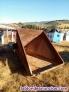 Fotos del anuncio: Tolva de hierro de 2,10 x 1,60 x 3,25 m