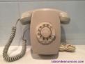 Fotos del anuncio: Teléfono Heraldo de pared gris con números dorados