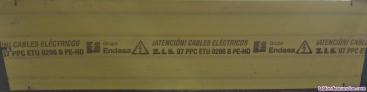 Fotos del anuncio: Berenjenos, bandas señal, taco hormigón, y otros de encofrar