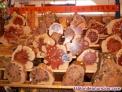 Relojes  de madera artesanos