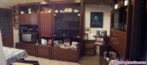 Fotos del anuncio: Amplio y elegante mueble bar salón, madera de alta calidad color nogal