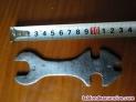 Fotos del anuncio: 9 - 11 - 14 - 18 antigua llave multiple herramienta desmontador bicicleta - 9