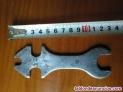 Fotos del anuncio: 10 - 13 - 15 - 20 antigua llave multiple herramienta desmontador bicicleta