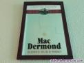Fotos del anuncio: Cuadro espejo whisky Mac Dermond