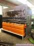 Plegadora hidraulica mebusa 2.500 x 90 tm cnc