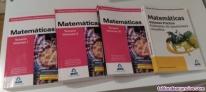 Fotos del anuncio: Temario mad oposiciones matemáticas