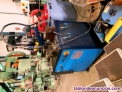 Roscadora hidraulica eri