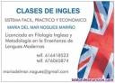 Fotos del anuncio: Clases particulares de ingles, frances y lengua española