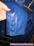 Fotos del anuncio: Chaqueta de piel azul