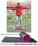 Fotos del anuncio: Plataforma y rulo para equilibrista