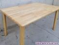 Fotos del anuncio: Mesa de madera maciza 120x75cm