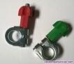 Desconectores para batería de coche positivo y negativo