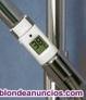 Termómetro de Seguridad Infantil digital  para ducha y baño con LCD y led alarma