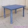 Fotos del anuncio: Mesa azul 100x75cm