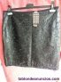 Vendo falda polipiel