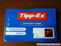 Fotos del anuncio: Tipp-ex tippex tipex sobre con 10 hojas de papel corrector máquina de escribir