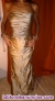 Fotos del anuncio: Vestido largo de seda salvaje champagne