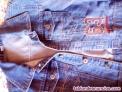 Fotos del anuncio: Vendo cazadora vaquera azul niño