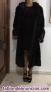 Fotos del anuncio: Abrigo de vison negro de lomo de hembras
