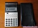 Calculadora casio fx-7 scientific calculator funcionando, años 80 made in japan