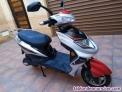 Fotos del anuncio: Moto electrica nueva scooter mv-igor