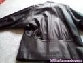 Fotos del anuncio: Vendo chaqueta cuero autentico negra mujer