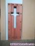 Fotos del anuncio: Puerta de madera maciza de iroko