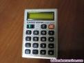 Calculadora casio micro - mini made in japan electronic calculator micro-mini -