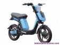 Emobi scooter electrico pedaleo asistido