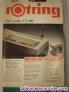 Fotos del anuncio: Rotuladora Electrónica Rotring NC-SCRIBER CS100