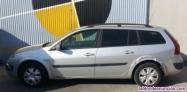 Despiece completo Renault Megane ifii gad 1.9 dci 102 cv.