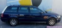Despiece completo Volkswagen PASSAT 3B6 1.9 TDI 101 CV.