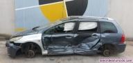 Fotos del anuncio: Despiece completo Peugeot 307 BREAK 1.6 16V HDI 90 CV.