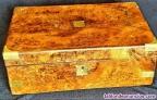 Fotos del anuncio: Escribania de barco en raíz de caoba y brones