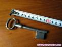 Fotos del anuncio: Antigua llave ciega en bruto sin tallar - vintage blank key