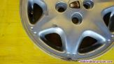 Fotos del anuncio: JUEGO DE LLANTAS ALUMINIO  MG ROVER SERIE 200 (XW) 216 Coupe