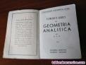 Fotos del anuncio: Koel formulario de geometria analitica primera edicion 1959