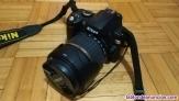 Fotos del anuncio: Cámara Nikon D60 + objetivo Tamron 18-200