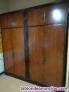 Armario ropero de 4 puertas
