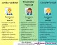 Temario auxilio judicial tramitacion procesal 2020