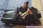 Figuras decorativas Oliver y Hardy