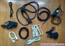 Variedad de cables