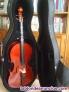 Fotos del anuncio: Vendo Cello Hofner Mod. AS 060