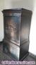 Fotos del anuncio: Vendo caja fuerte antigua de metal y madera