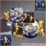 Fotos del anuncio: Pareja de nomos de bronce bañados al mercurio