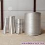 Tubo flexible aluminio varios tamaños