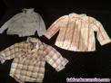 Camisas bebe 3 meses
