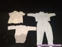 Lote de ropa para 0-3-6 meses niño